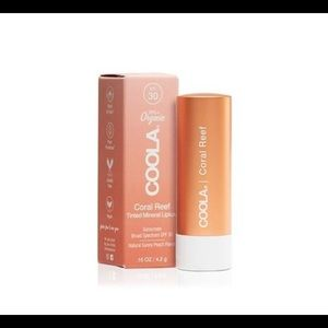 COOLA Tinted Mineral Liplux SPF 30 Coral Reef